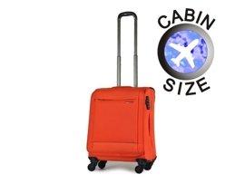 Mała walizka PUCCINI EM-50250 C NEW orange