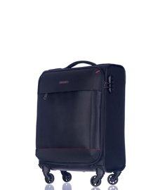 Mała walizka PUCCINI EM-50580 C czarna