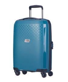 Mała walizka PUCCINI PP010 turkusowa